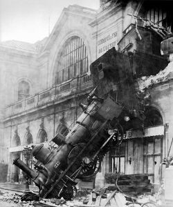 Trainwreck!