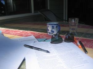 Reviewing a manuscript