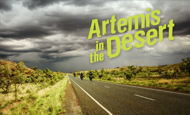 Artemis in the Desert