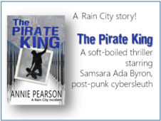 The Pirate King by Annie Pearson