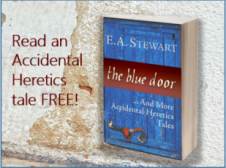 The Blue Door by E.A. Stewart - FREE